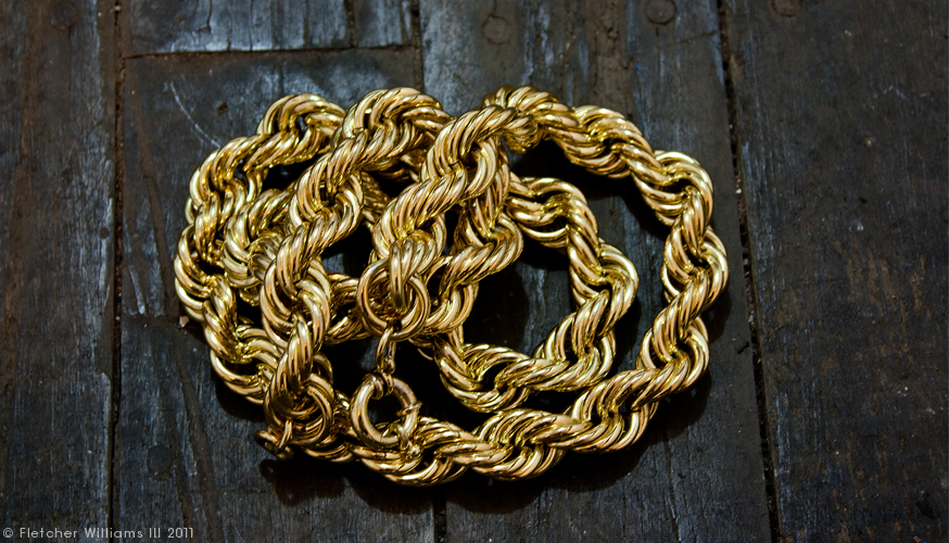 Fletcher III + Gold Rope