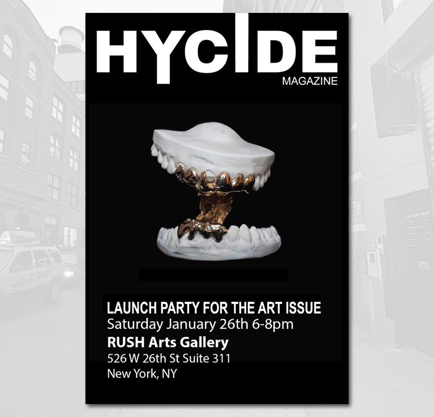 HYCIDE Magazine Launch