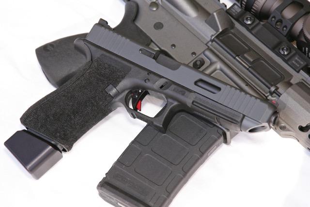 G34 3 Gun / USPSA Limited