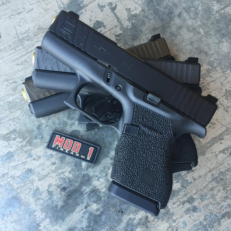 Glock 43 Tactical Existence Package Mod 1