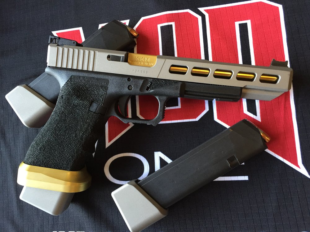 G17L JG3G Finished In Savage Stainless