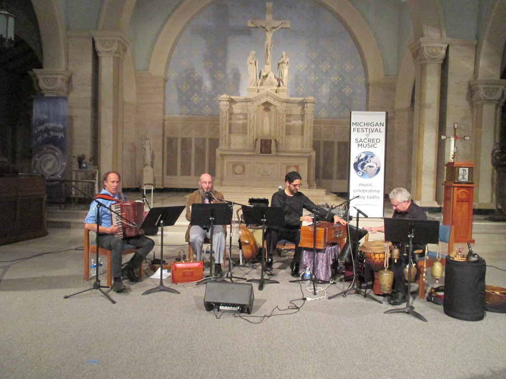Allos Musica at the 2013 Michigan Festival of Sacred Music