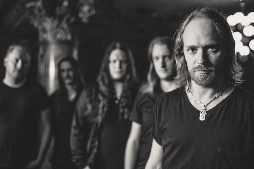 Katatonia's Anders Nystrom for Dethroned and Uncrowned Album