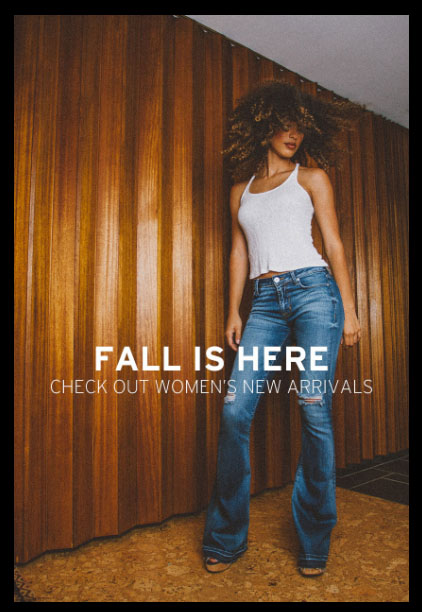HUDSON Jeans Fall 2015 Campaign.