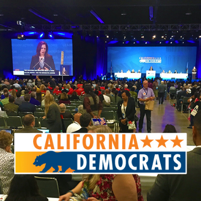 california democratic convention 2015