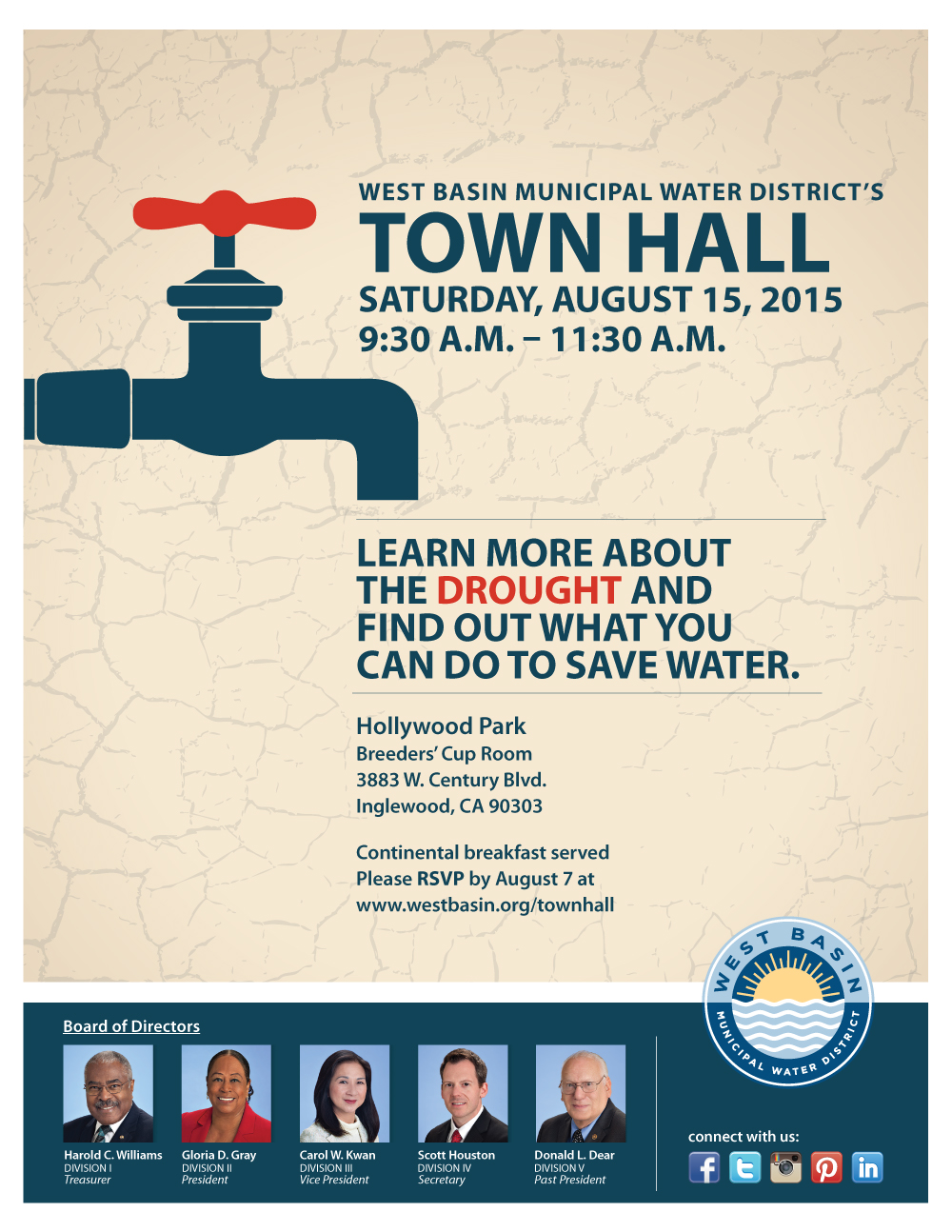 West Basin Municipal Water District Town Hall