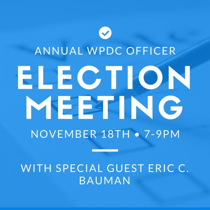 Westchester Playa Democratic Club 2016 Election Meeting