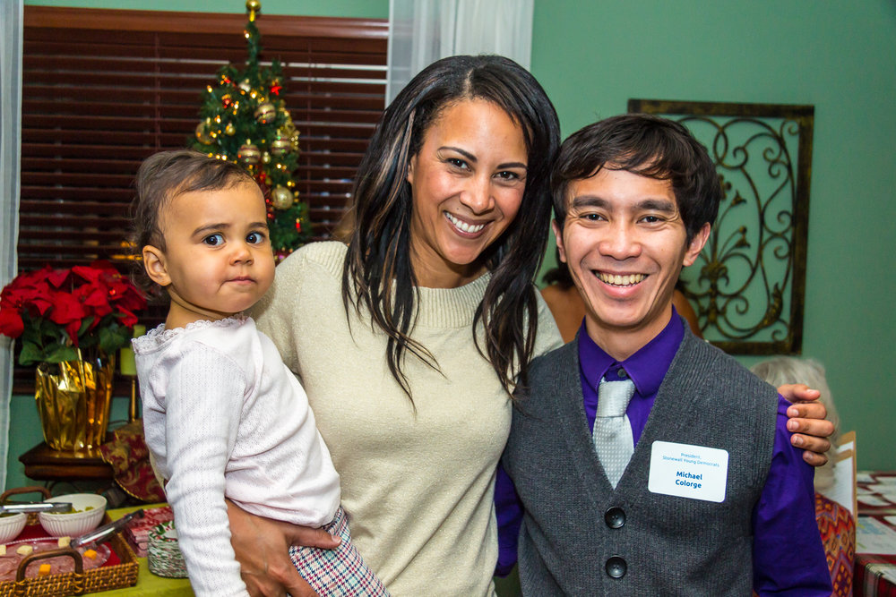 Westchester-Playa Democratic Club Holiday Party 2015 -6.jpg