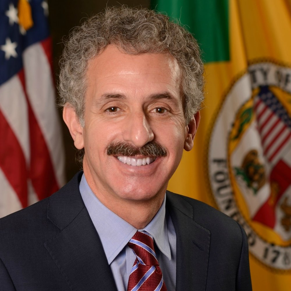 Los Angeles City Attorney Mike Feuer -