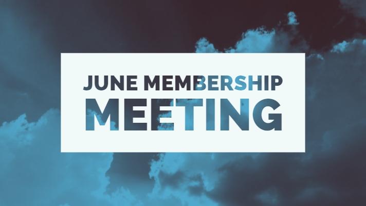democratic club meeting june 2018