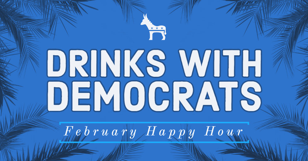 democrat happy hour playa vista gulp