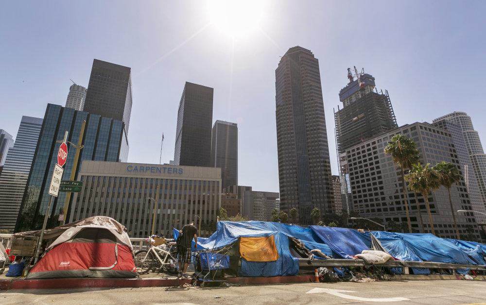 los anglees homeless forum