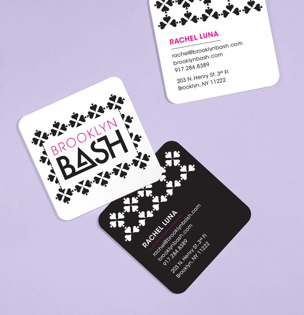 BROOKLYN BASH Logo & Brand Design
