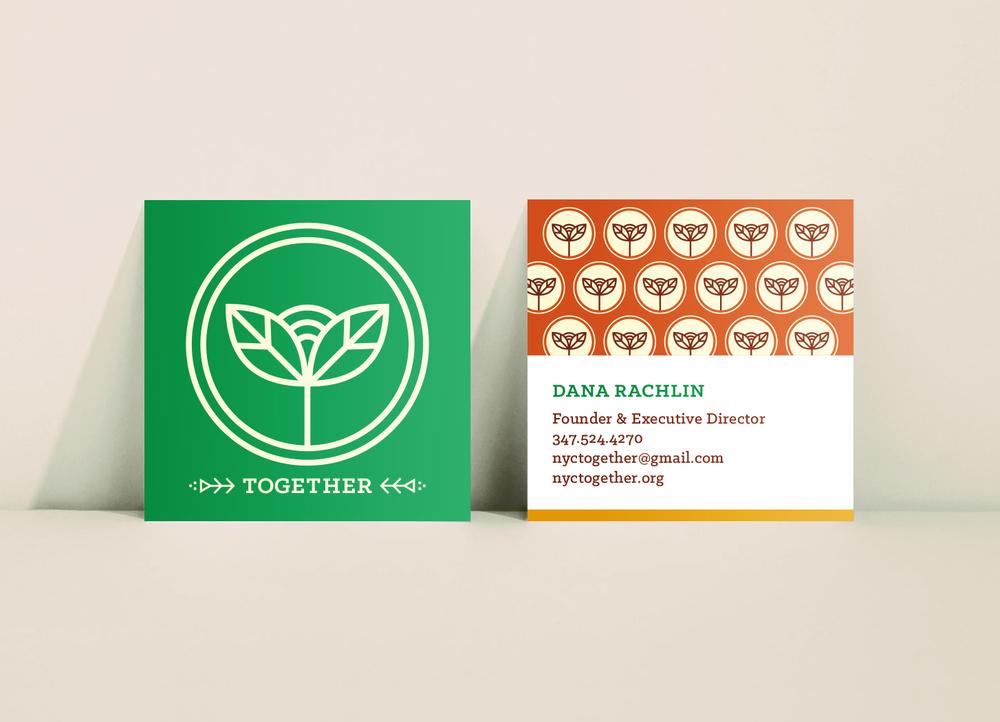 NYC TOGETHER Logo & Brand Design