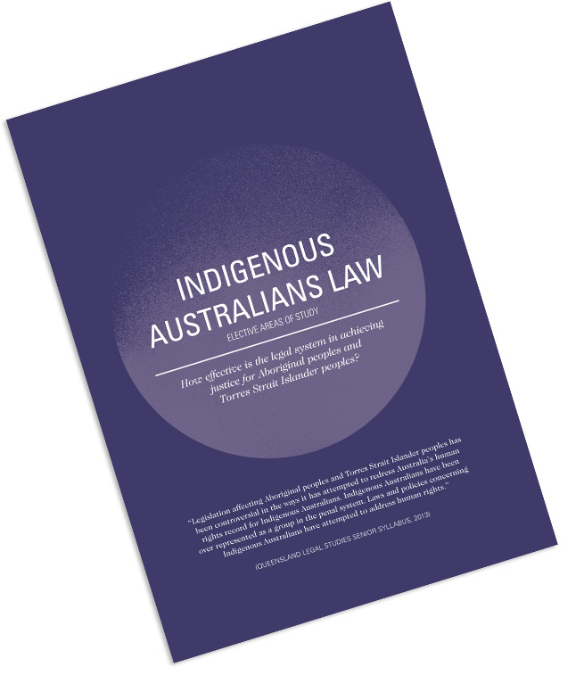 Indigenous Australians Law