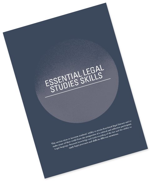 ESSENTIAL LEGAL STUDIES SKILLS