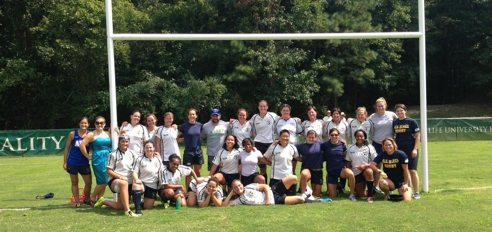 September 8, 2013: Berkeley All Blues @ Atlanta Harlequins