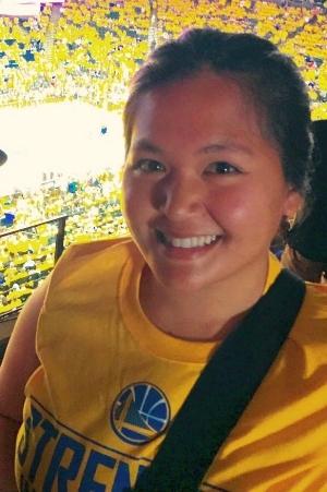Julie Kieu / Alumnae Coordinator / Prop
