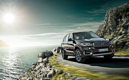 The class-leading BMW X5 Sports Activity Vehicle