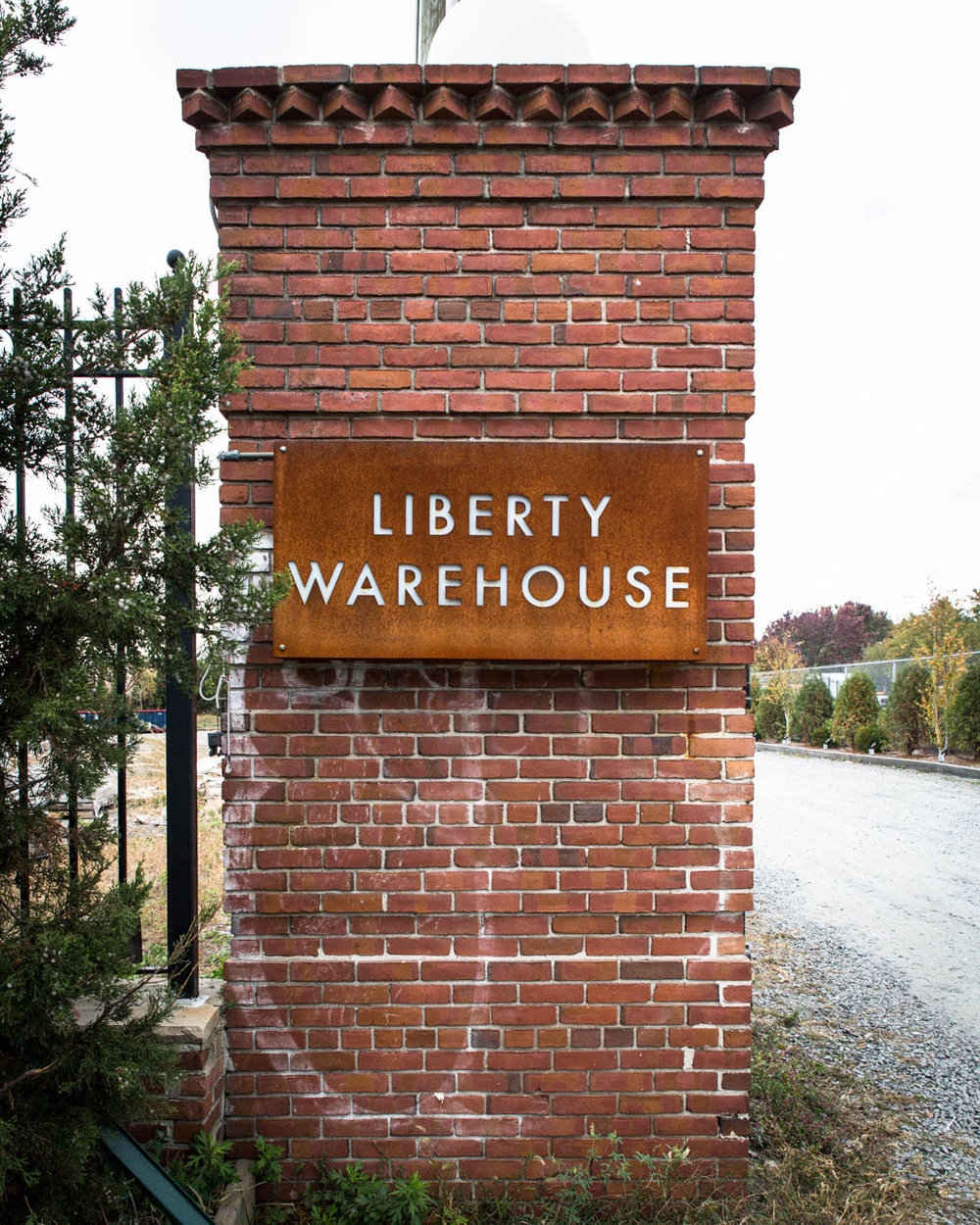 Pulley is housed in the historic Liberty Warehouse.