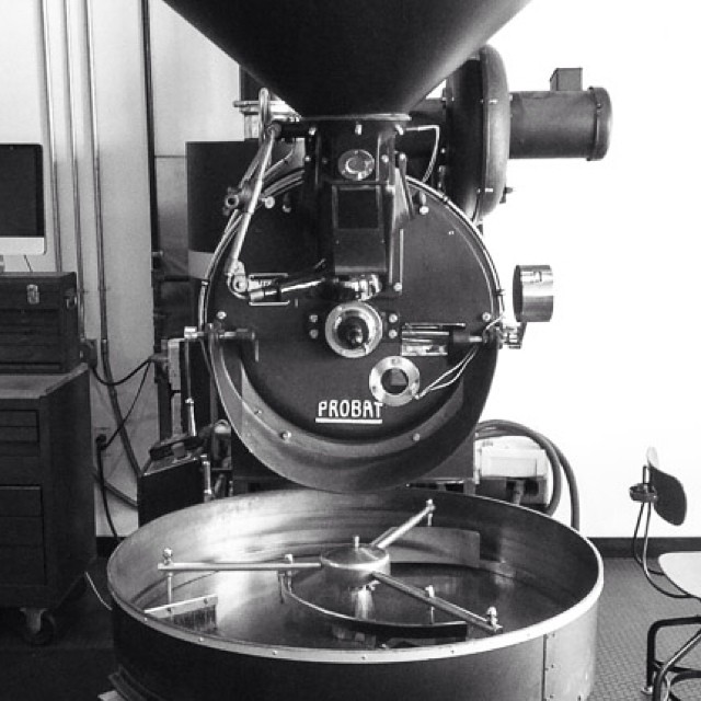 The #probat @heartroasters Portland, OR ♠️
