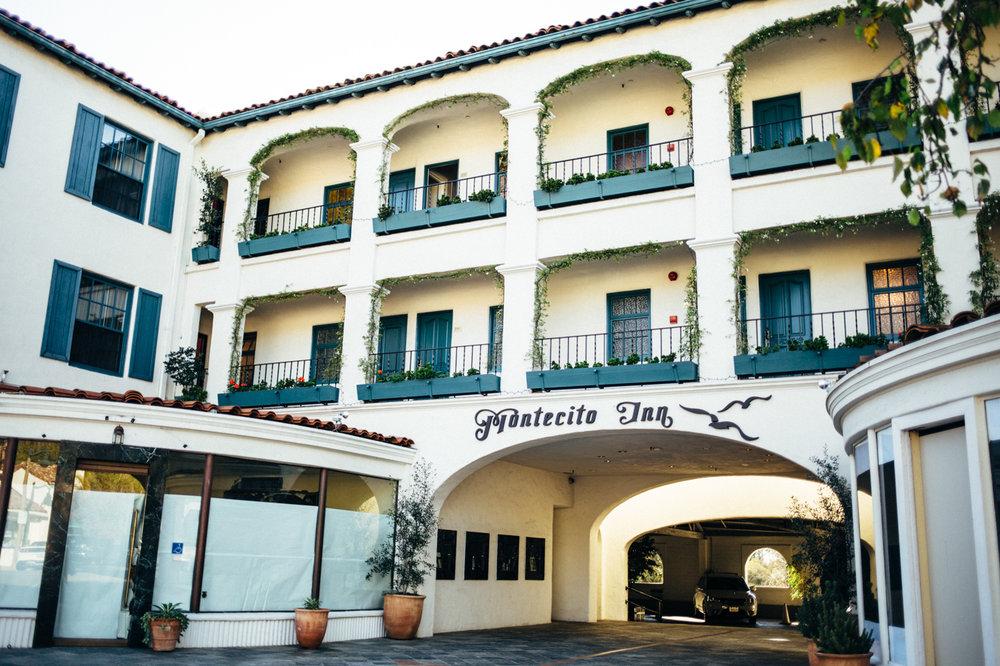 Vintage Charmer, Montecito Inn