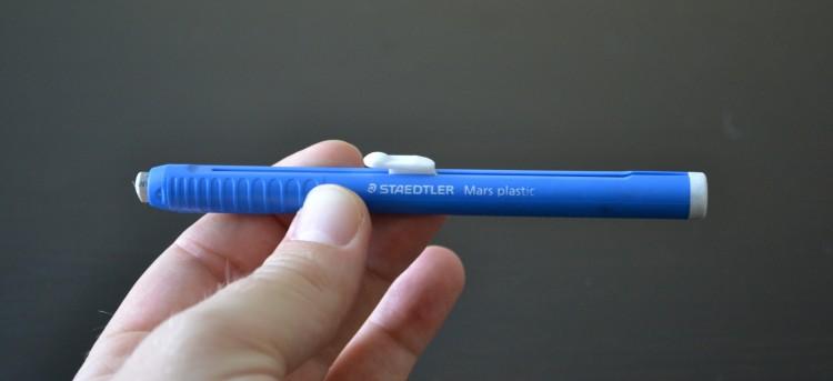 Eraser Holder