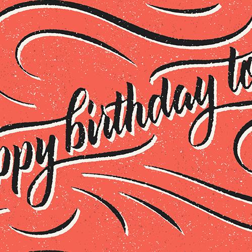 Cotton Bureau's Birthday