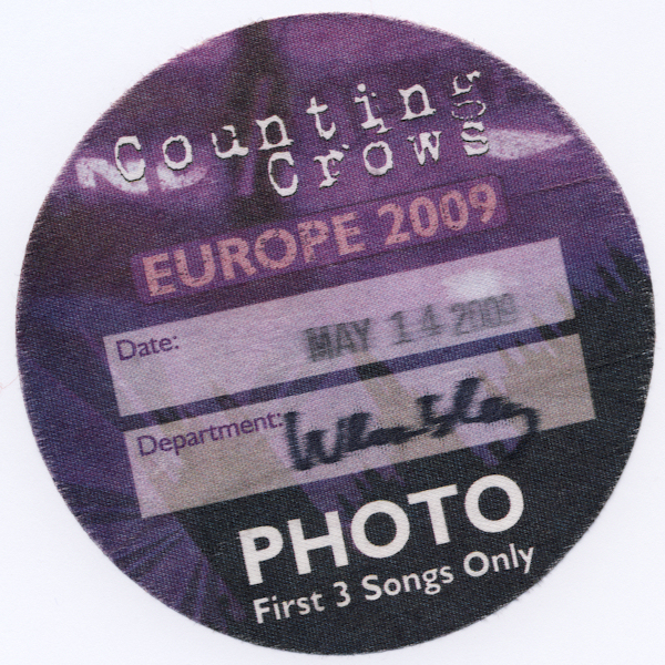 Counting Crows | Wembley 2009