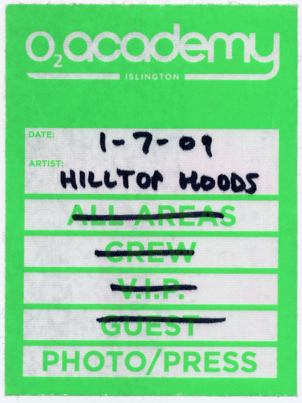 Hilltop Hoods | Islington Academy 2009