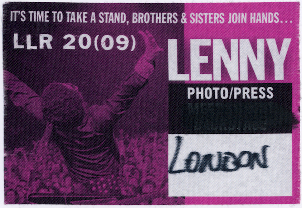Lenny Kravitz | Brixton 2009