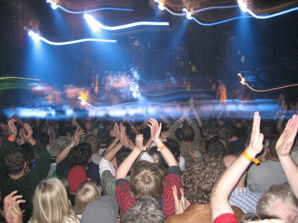 Dave Matthews Band - Crowd 2007