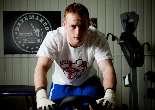 George Groves Super-Middleweight Photograph