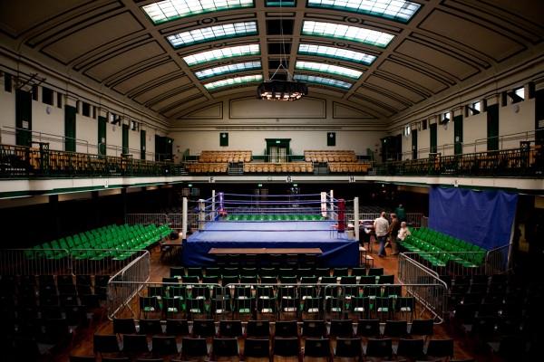 York Hall | Bethnal Green