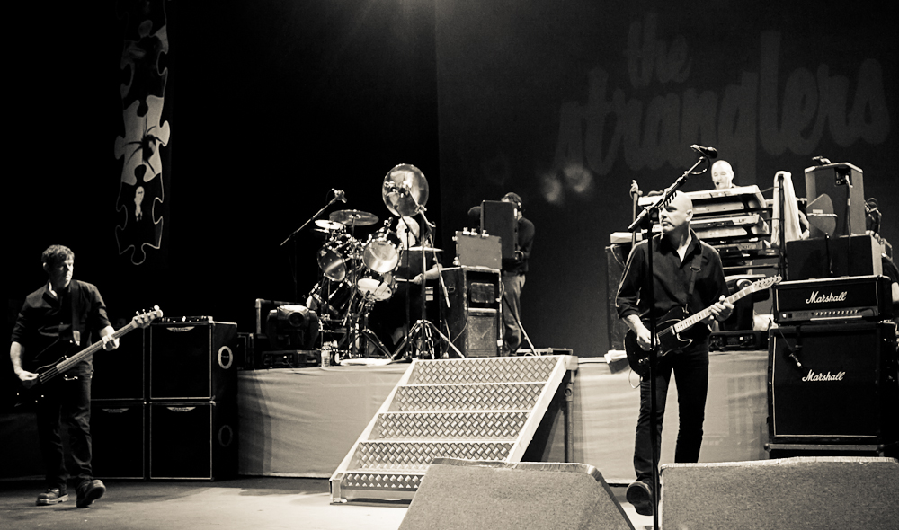 The Stranglers | Hammersmith Apollo London © Simon Pollock