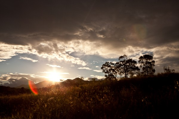 Bellingen Sunrise by Simon Pollock