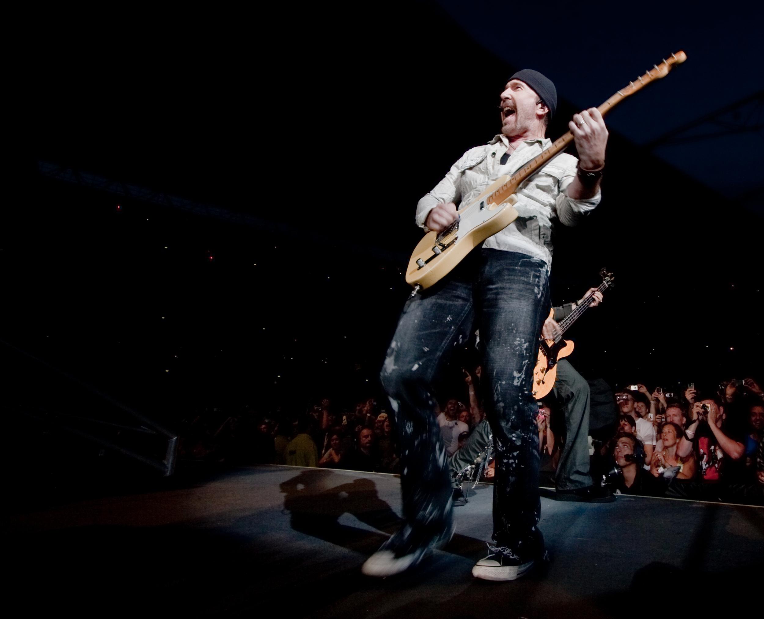 U2 Wemberly