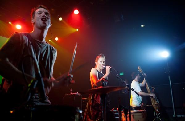 Lou Rhodes | Andy Barlow | Jon Thorne | Lamb