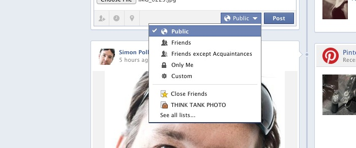 Facebook Privacy Settings How To