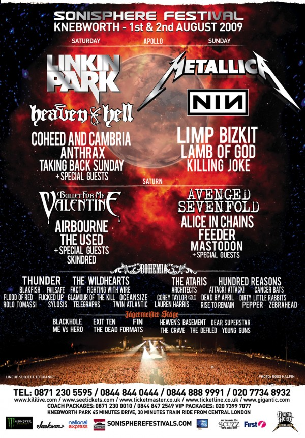 Sonisphere_Full_Line_Up_2009_Knebworth