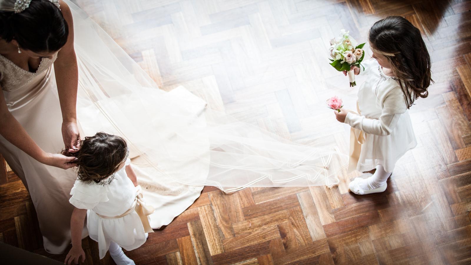 Wedding Dress Venue Simon Pollock