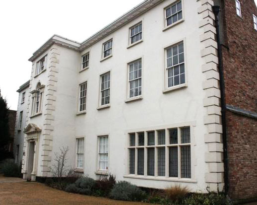 The King's Lynn Augusta Care office will be based in St Anne's House