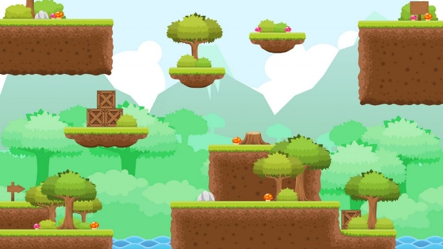 17 Great Places to Find Free Game Art \u2014 Ninichi