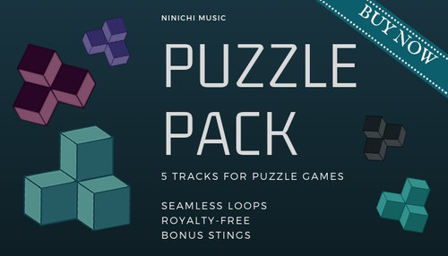 Chiptune Pack | Royalty Free Game Music Pack — Ninichi