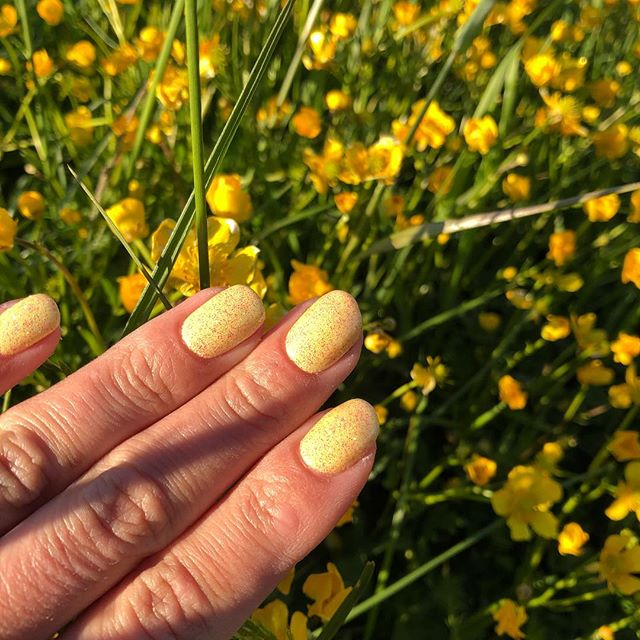 CND Shellac Jellied with naildiva glitter 😍 #salongprettyplease #sundsvallsstörstaskönhetssalong #sundsvall #cndworld #cndsverige #cndshellac #cndeducationambassador #cndgowithapro #nails #nail #shellac #nailart #nailstagram