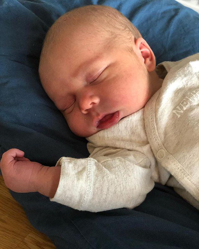 Den 4 september, exakt på beräknade dagen ville en välskapt son komma till världen! Välkommen till världen!  Madde börjar nu sin mammaledighet på riktigt och återkommer med information när hon är tillbaka!