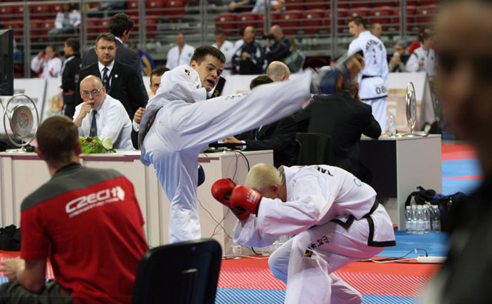 photo: taekwon-do itf sonkal praha