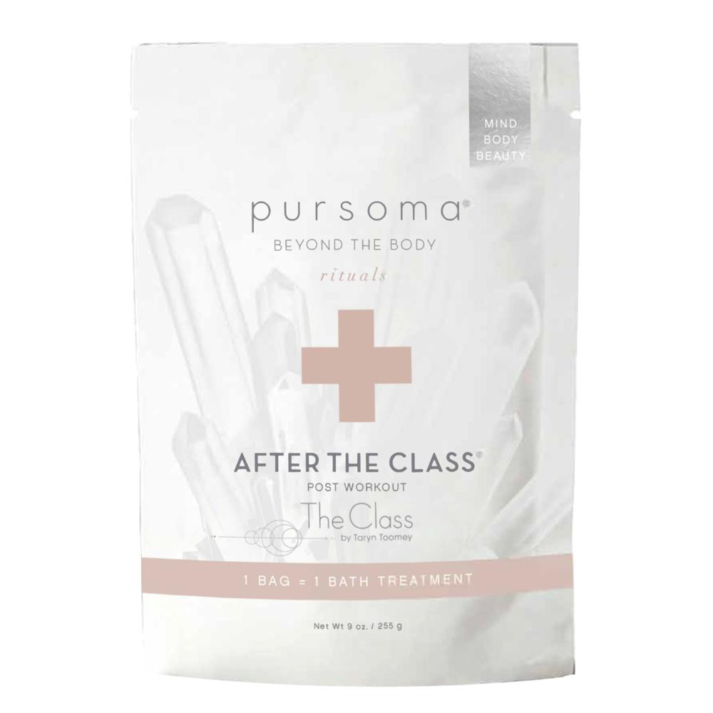 "Pursoma ""AFTER THE CLASS"" Bath Salt"