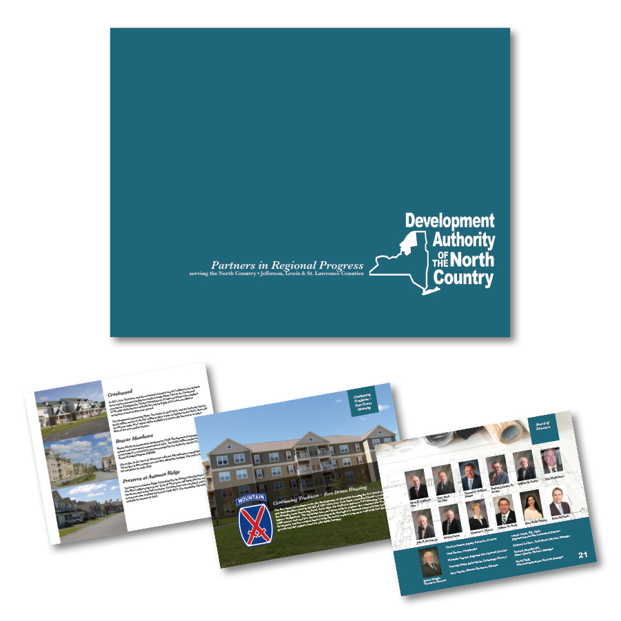 Development Authority of the North Country 30 Year Annual Report