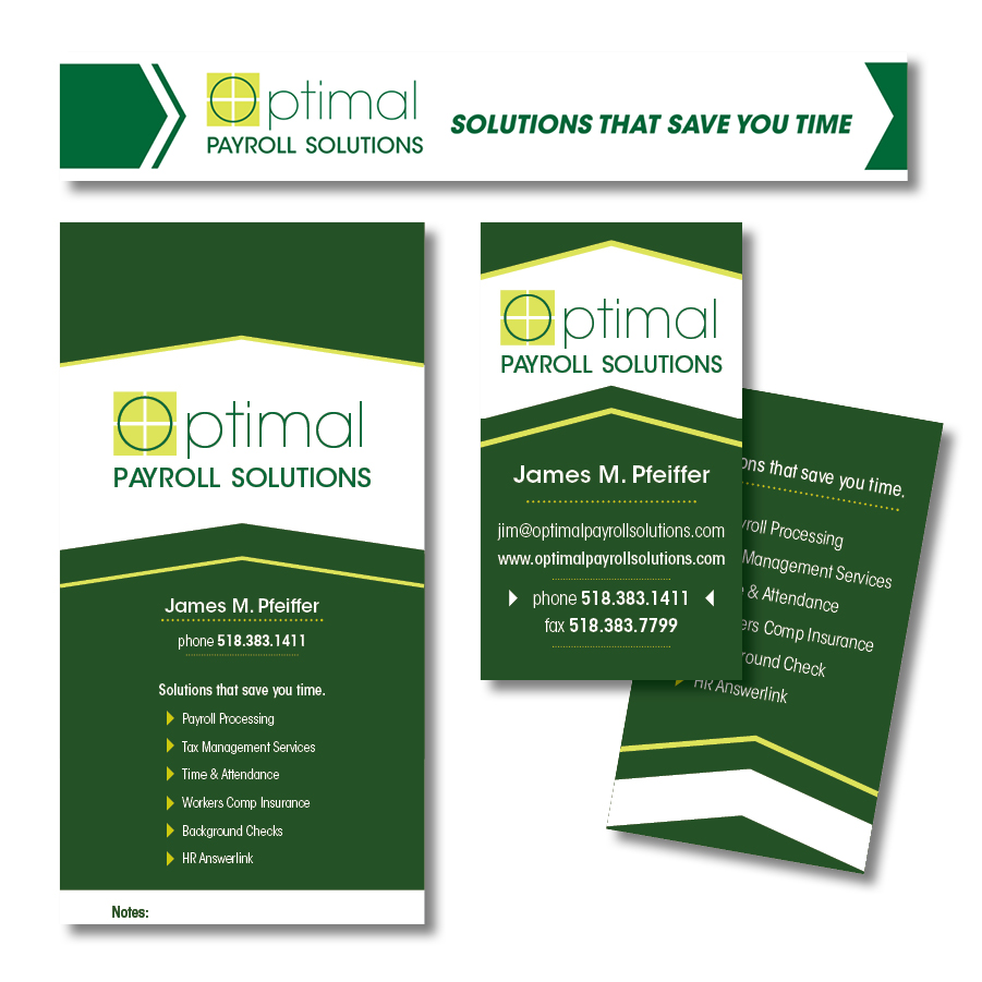 Optimal Payroll Solutions Brand